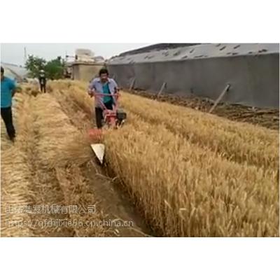 浩发山地丘陵用割晒机 农场稻草割晒机