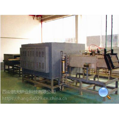 供应航大科技电磁感应炉(HD-DC1008回转炉设备)-比常规非标电阻炉省电85%