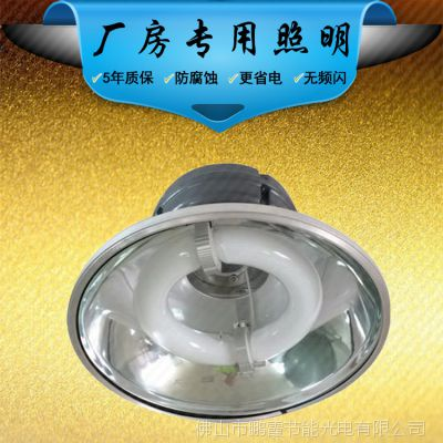 佛山厂家直销100W150W200W低频无极灯天棚灯仓库工业厂房照明灯光