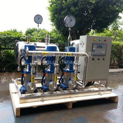西安周至全自动抽水系统 西安周至无塔上水系统 酒店增压器 RJ-2726