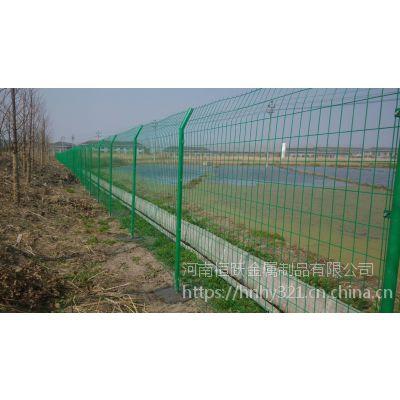 河南郑州厂家直销高速公路护栏网 隔离网 圈地安全防护网 双边丝网