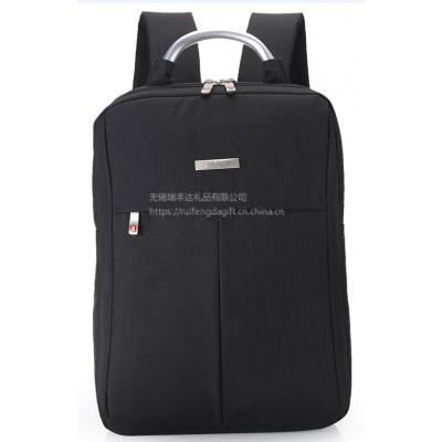 商务双肩背包 款式颜色多样可选定做 旅行背包 可丝印刺绣金属标 可作商务庆典会议福利礼品