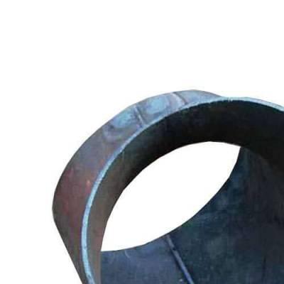 厂家直销 铝管件 【铝制弯头 DN100*6 】龙图纯铝管件