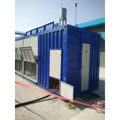 德阳瑞泰专业提供2200KW/10.5KV高压负载箱租赁服务