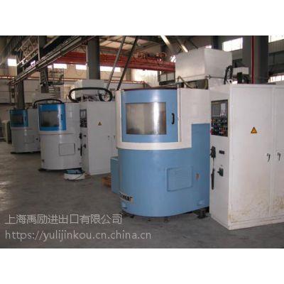 新旧机电进口代理案例 上海清关公司