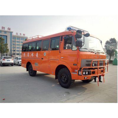 东风越野卡车、四驱客车、四驱物探车,四驱森林消防客车 4*4越野运兵客车,载人客车