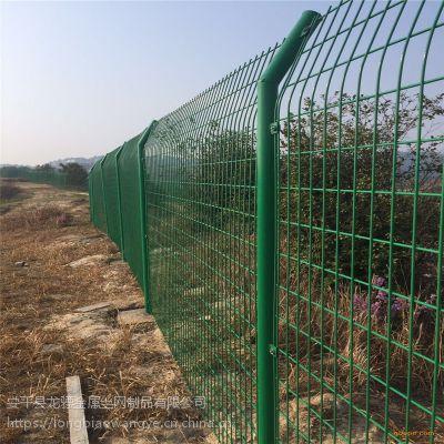 铁丝围墙网 铁丝围栏厂家 绿化隔离护栏价格