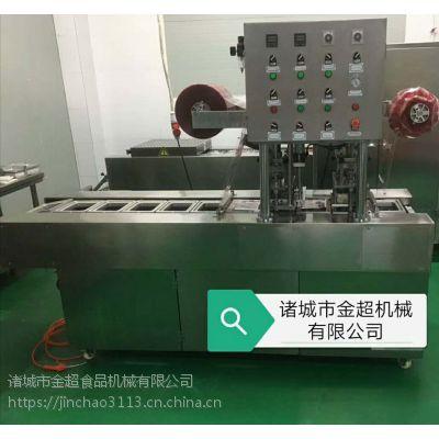 金超JC-1-2八宝饭连续式封碗包装机