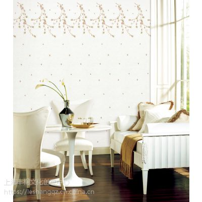天地绣墙布—墙布界的新宠—上海乐尚