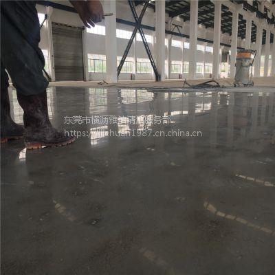 深圳光明、公明混凝土渗透地坪——龙岗水泥地板抛光