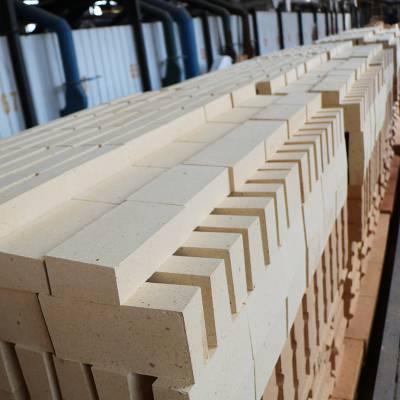 石灰窑用耐磨高铝砖 抗侵蚀抗磨损 河南耐火砖厂家