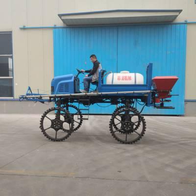 厂家直销农用杀虫打药机自走式蔬菜喷雾机旭阳水稻小麦喷药车