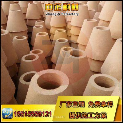 郑州中企耐材二级高铝异型砖 耐火砖 浇注料 粘土砖厂家直销