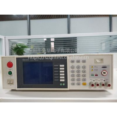 二手安规测试仪@CHROMA19032电气安规测试仪