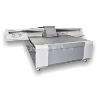 广州铝型材家具3D打印机 铝合金中空板材uv平板喷绘机生产厂家