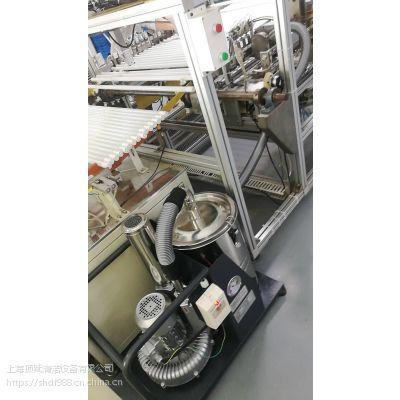 威德尔小型工业吸尘器分板机配套用30L干湿两用吸尘设备
