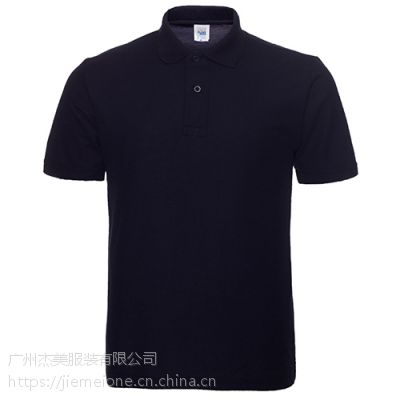 白云区POLO衫定制,太和印字T恤衫定做,纯棉翻领T恤订制厂家