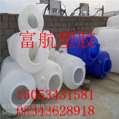 10T塑料水塔耐酸碱储水罐 大圆桶 化工桶