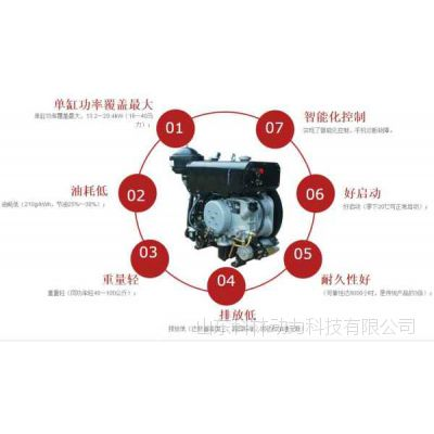 环保电控柴油机
