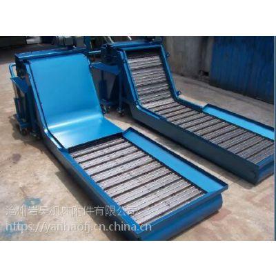 台中精机机床链板式排屑机-购置机床链板排屑机就到岩昊机床附件