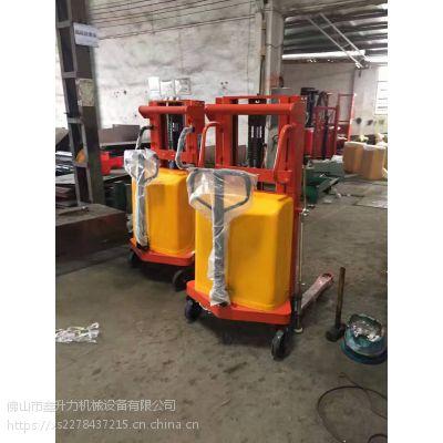 电动升高搬运车厂家直销 湖南长沙电动堆高车 升降叉车