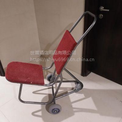 上海星级酒店宴会厅椅推车 拉椅车椅子运输车