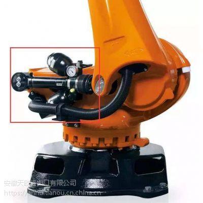 KUKA库卡机器人示教器AN:00-168-334 SN 08499