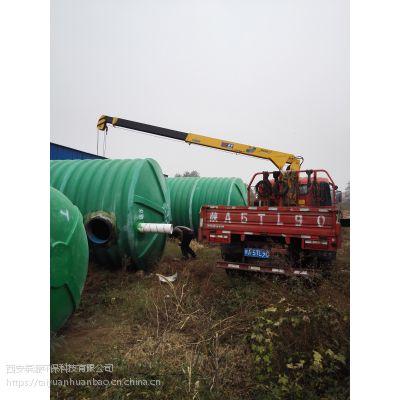 临夏玻璃钢化粪池***新排污沉淀池_地埋式化粪池排污设备厂家直销
