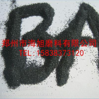 出口级黑刚玉黑色电熔氧化铝black fused alumina BA