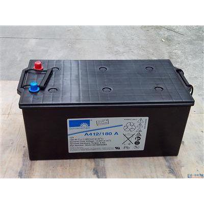 德国阳光蓄电池A512/200A参数及价格 拆装
