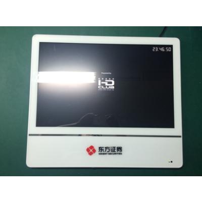 深圳中创联合21.5寸电梯广告机分众款网络广告机
