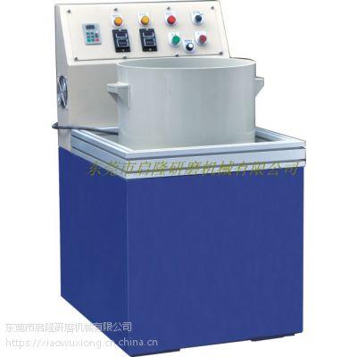 供应启隆抛光光饰磁力研磨机 CL-600