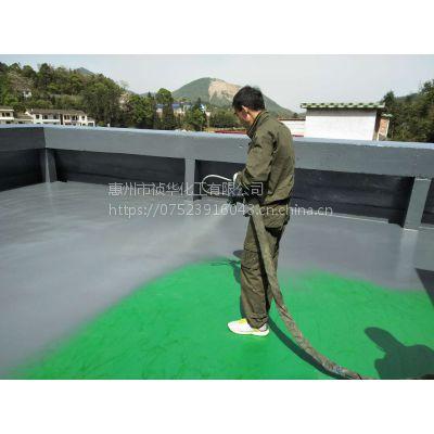 湖南湘潭别墅屋面喷涂聚脲防水涂料 屋顶防水