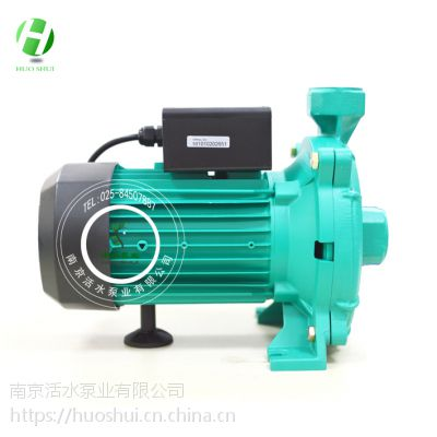 德国威乐wilo热水循环泵PUN-601EH 600EH家用非自动增压泵电动铸铁