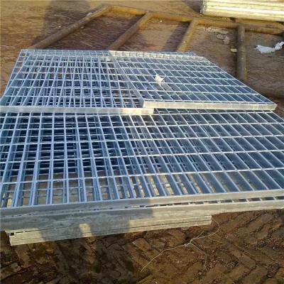 水沟格栅板 钢板踏步厚度 格栅板的价格