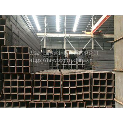 天津美标方管厂家 ASTM A500 GrB方管现货