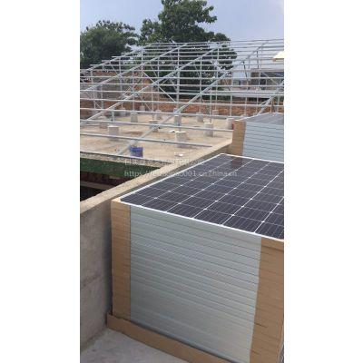 乔庄镇,兴福镇,庞家镇滨州太阳能电池板厂家,34000瓦单晶硅光伏发电并网