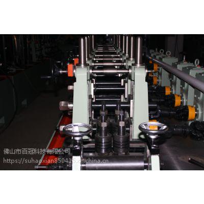 不锈钢圆管成型机 开卷机 圆管变方管成型机械 各类管材制造机械