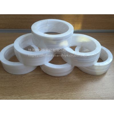 四氟垫片 聚四氟乙烯耐高温垫圈 铁氟龙塑料王机械密封垫圈