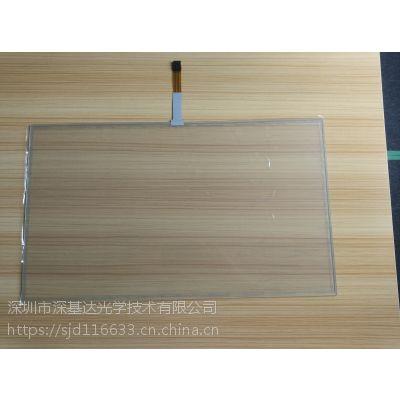 深基达21.5寸5线宽屏,工控电脑电阻