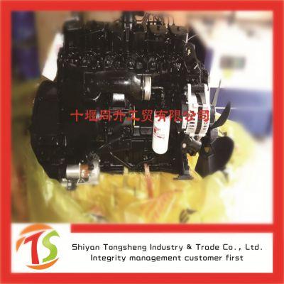 徐工泵车XZJ5380THB44用柴油发动机QSB4.5-C80康明斯发动机