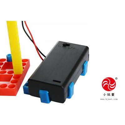 幼教玩具-组装小台灯