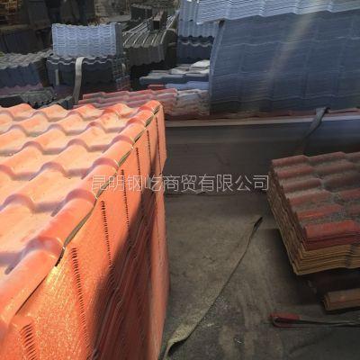 景洪树脂瓦厂价直销-材质FRP-规格3.0mm