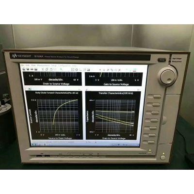 好货促销KeysightB1506A功率器件分析仪测试夹具技术指标