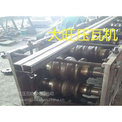 收售新旧设备全自动圆管变方管