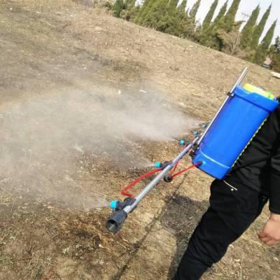 精品推荐农用支架式打药机蔬菜杀虫喷雾器背负式电动小喷壶
