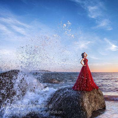重庆江北区婚纱摄影个性婚纱照90后韩式唯美婚纱照
