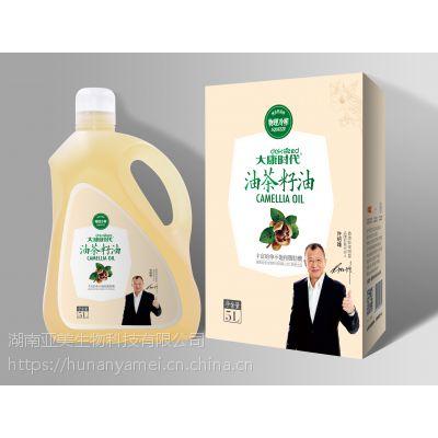 大康时代野生山茶油5L单瓶装