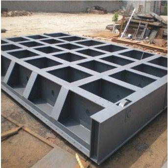 成都专供钢制闸门污水处理设备