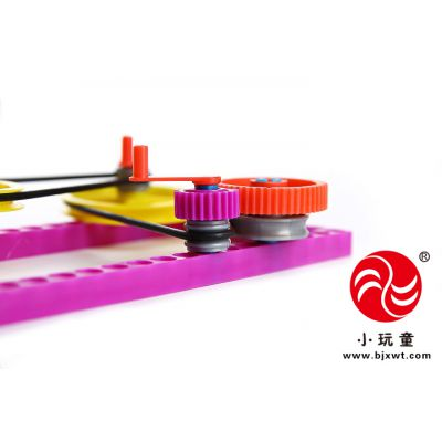 幼教玩具-齿轮皮带轮